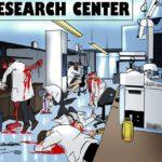 Prototype de l'univers des zombies au Laboratoire