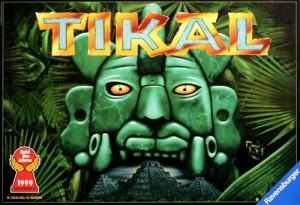Tikal - Jeu de société