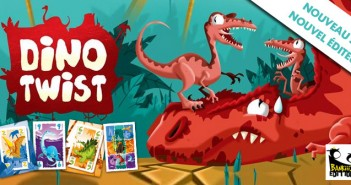 Dino Twist de Banquiiiz Editions