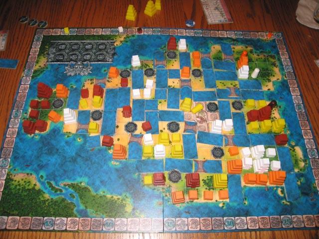 Plateau Mexica 2002