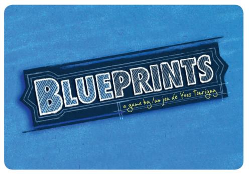 Blueprints - Jeu de société