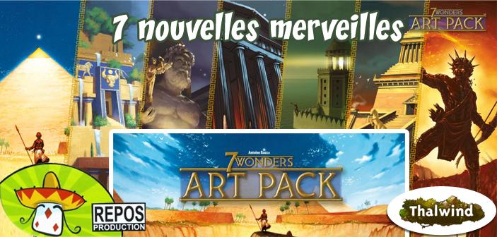 7 Wonder - Art Pack