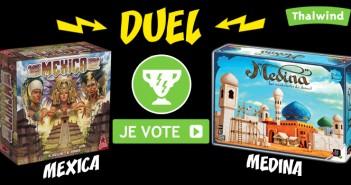 Duel Mexica vs Medina
