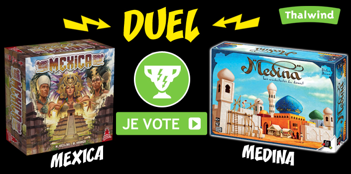 Duel Mexica vs Medina