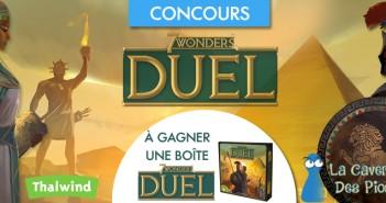 Concours 7 Wonders Duel