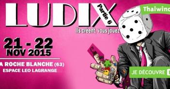 Ludix - Festival national de Création de jeux de société