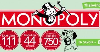 Les 80 ans de Monopoly