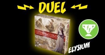 Elysium remporte le Trophée Duel