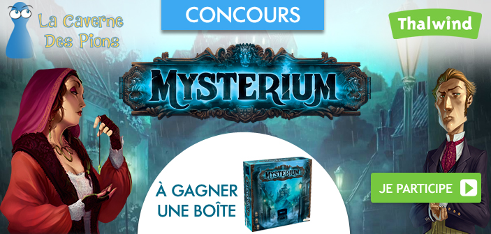 Concours Mysterium