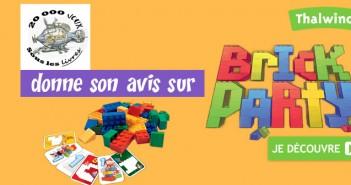 Brick Party de Iello