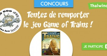 Concours Game of Trains