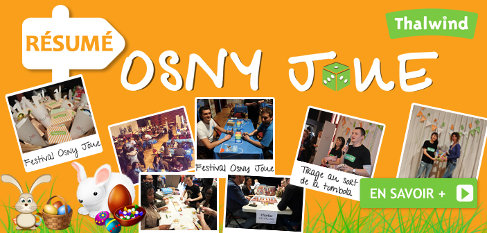 Résumé du festival Osny Joue