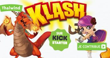 Klash le jeu de carte rapide