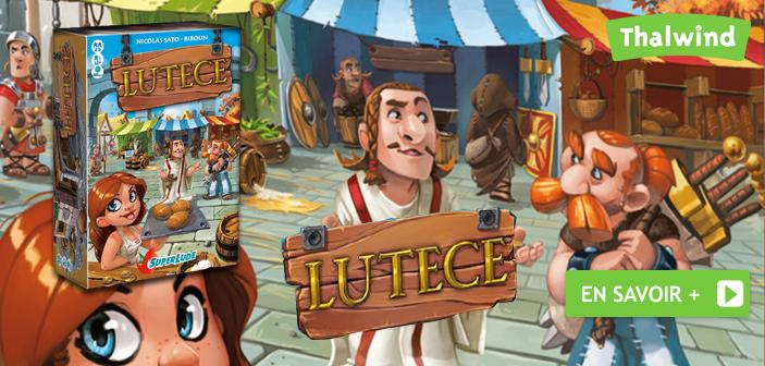 Découvrez Lutèce