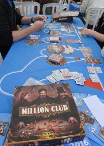 Million Club à PEL