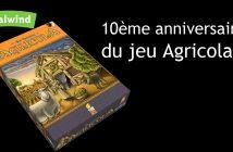 10 ans du jeu Agricola