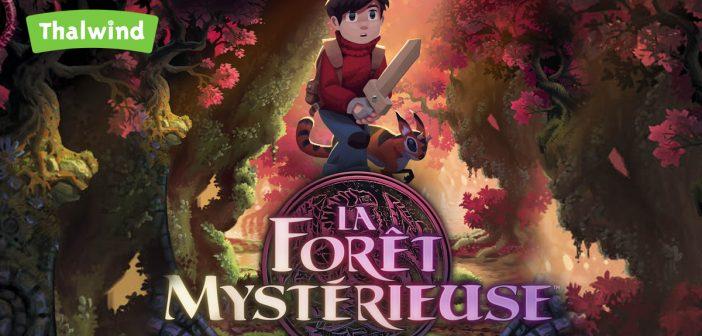Sortie du jeu La Forêt Mystérieuse