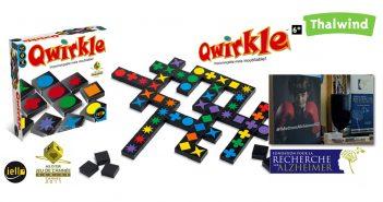 Qwirkle au service de la santé