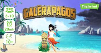 Galèrapagos – Koh Lanta en jeu de société