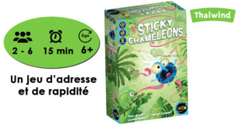 Sticky Chameleons