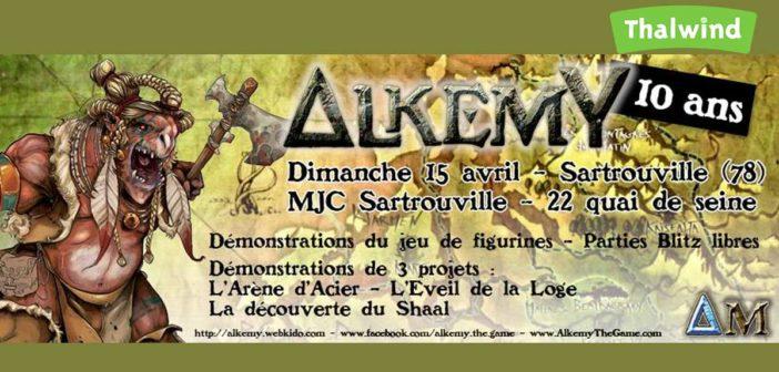 Alkemy 10 ans