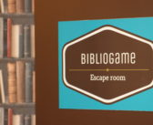 Bibliogame, premier escape game à Osny