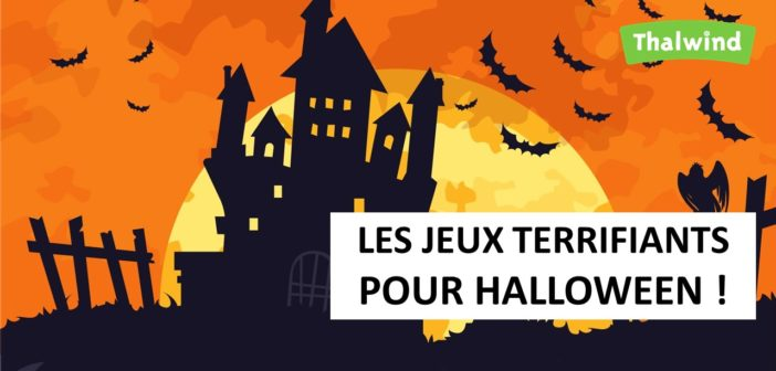 Les jeux terrifiants pour Halloween